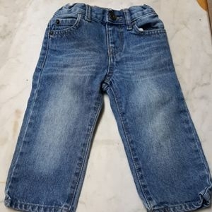 Children's place jeans 12 to 18 months